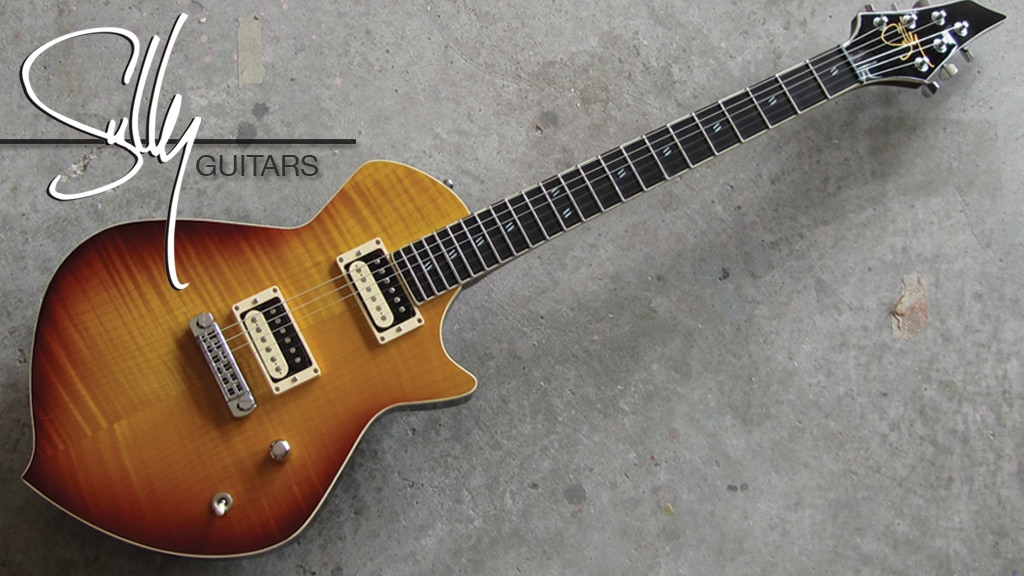 Sully Guitars workshop upgrade! project video thumbnail