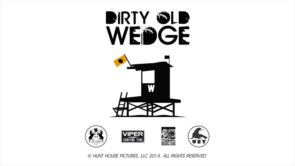 DIRTY OLD WEDGE by Tim Burnham —Kickstarter