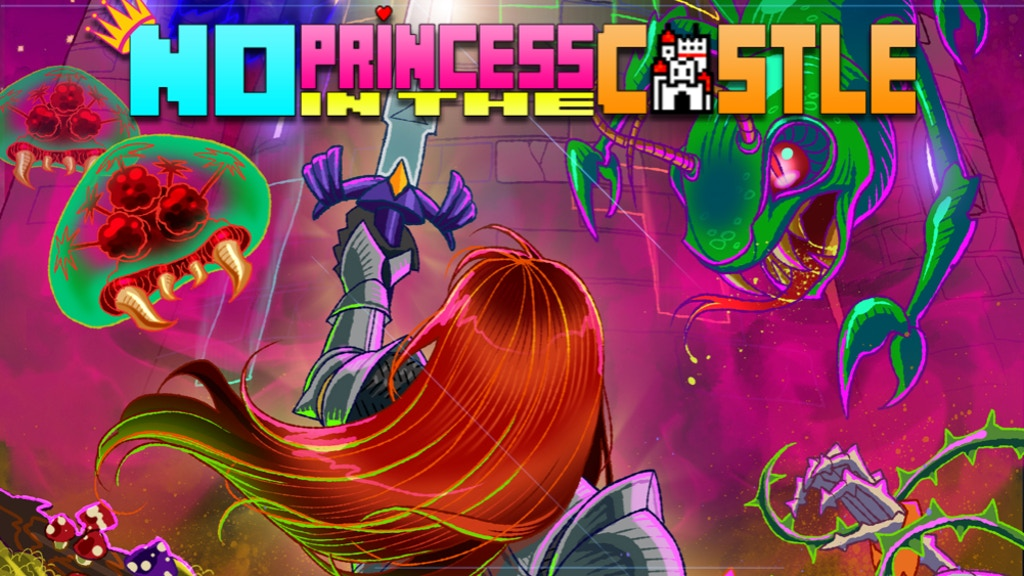 No Princess In The Castle: Women Who Game project video thumbnail