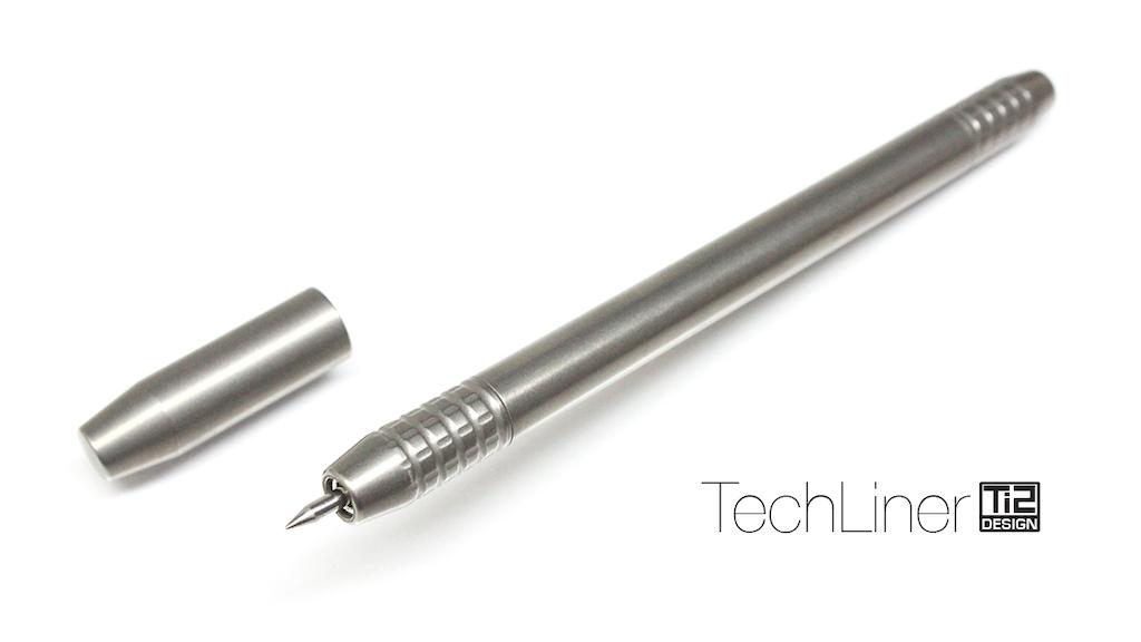 Ti2 TechLiner Pen project video thumbnail