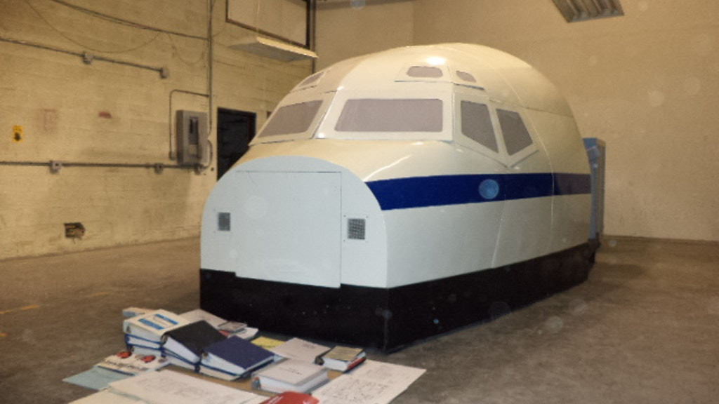 Project image for Save a Boeing 727 Cockpit Procedures Trainer! (Canceled)