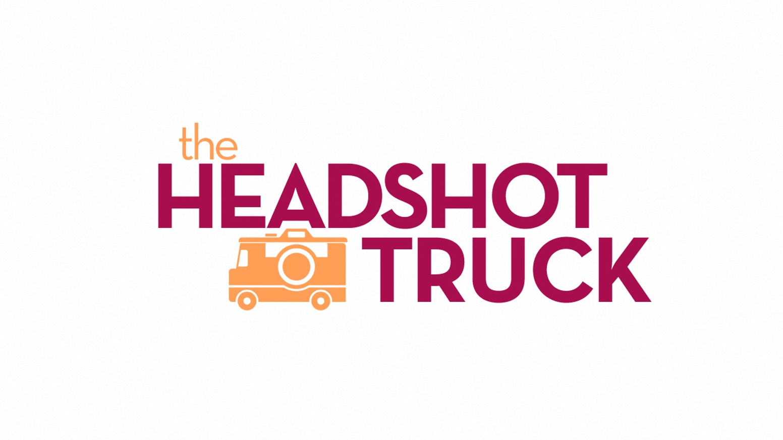 The Headshot Truck - A Mobile Photography Studio for Actors