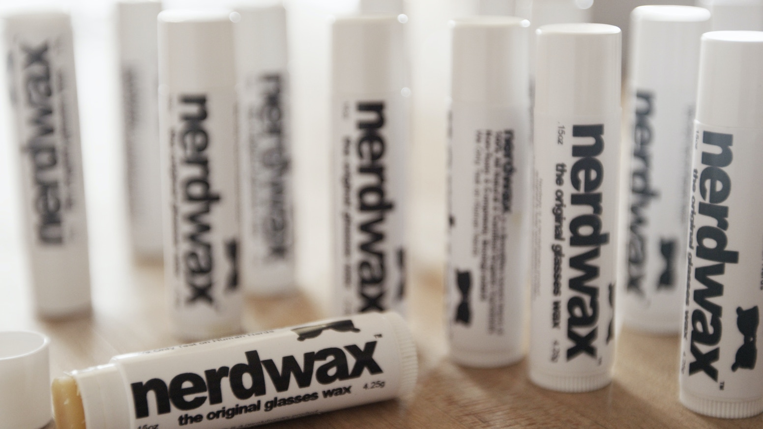 56d172945d0 Nerdwax   It Keeps Your Glasses Up! by Don Hejny — Kickstarter