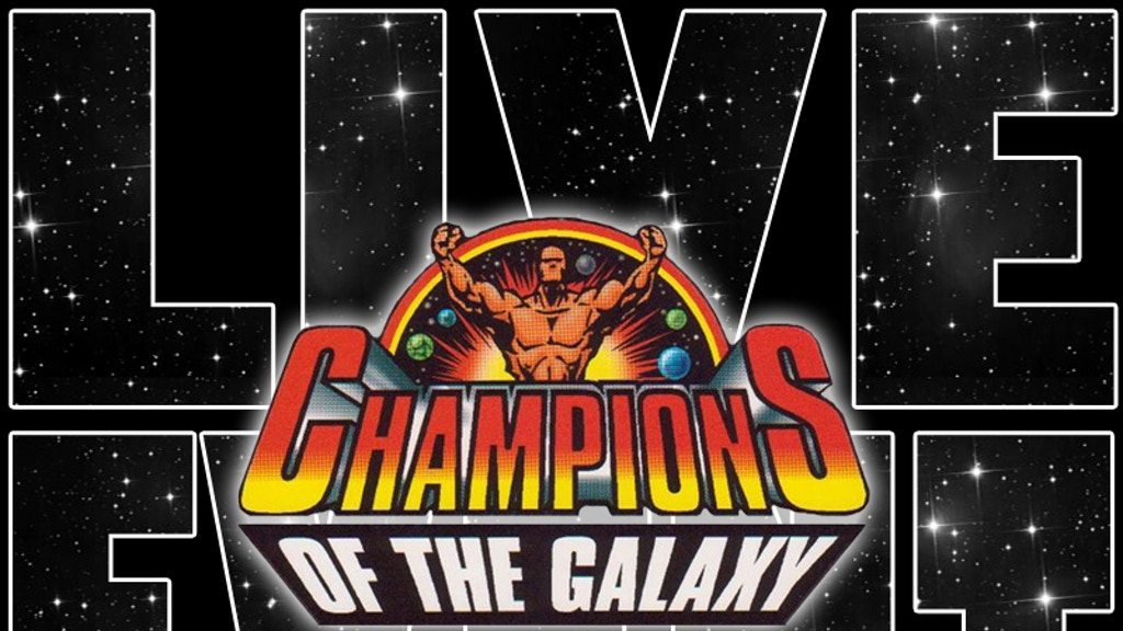 Champions of the Galaxy: The Live Event project video thumbnail