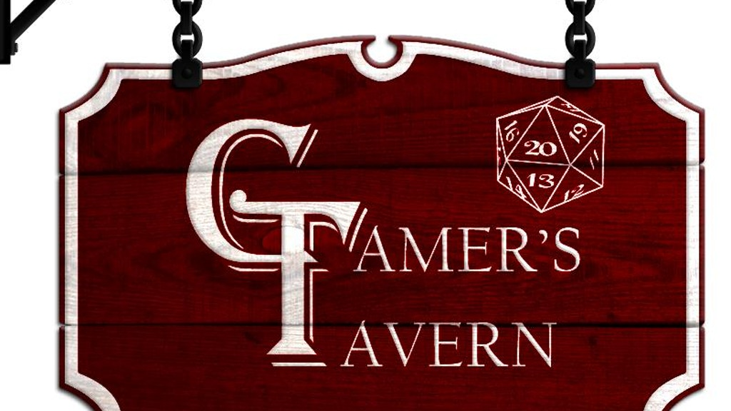 Gamer's Tavern Podcast Network project video thumbnail