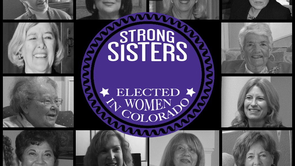 Strong Sisters: Elected Women in Colorado project video thumbnail