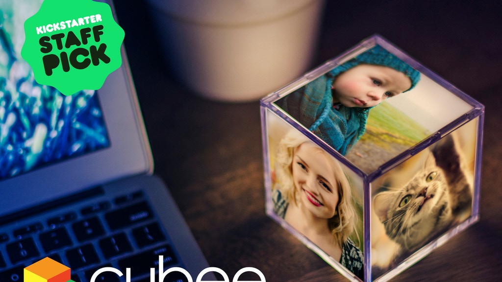 Cubee: The Illuminating Instagram Photo Cube project video thumbnail