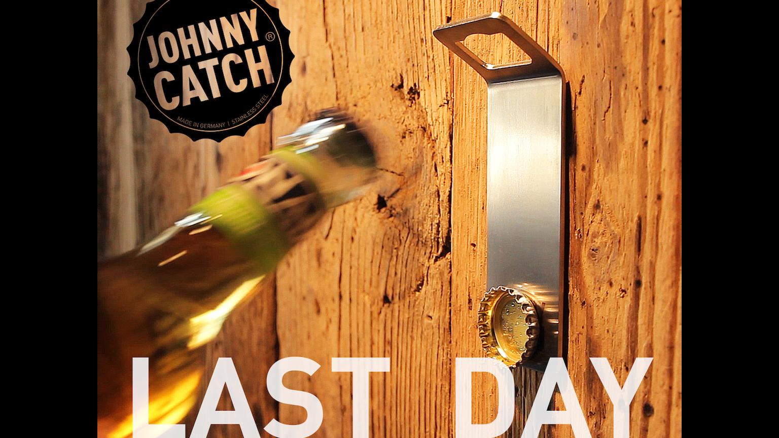 johnny catch by h fats kickstarter. Black Bedroom Furniture Sets. Home Design Ideas