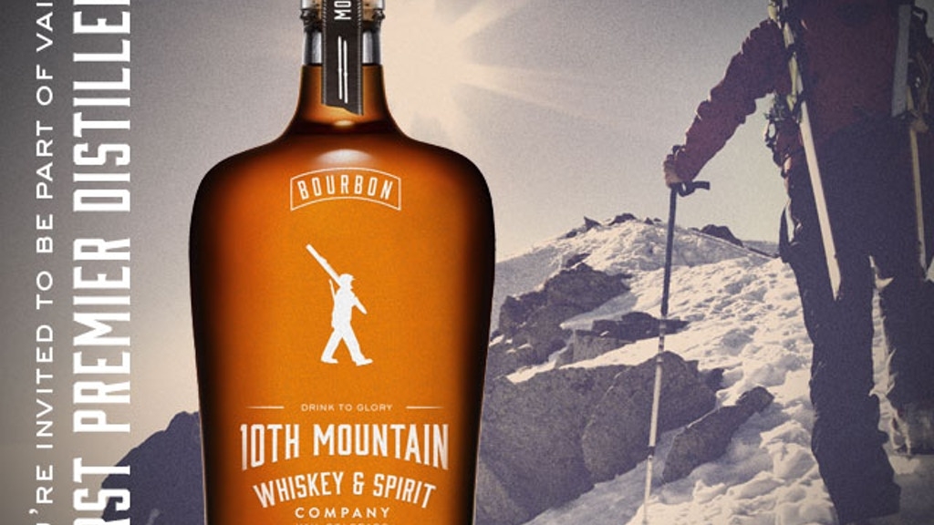 10th Mountain Whiskey & Spirit Company, Launch Party!!! project video thumbnail