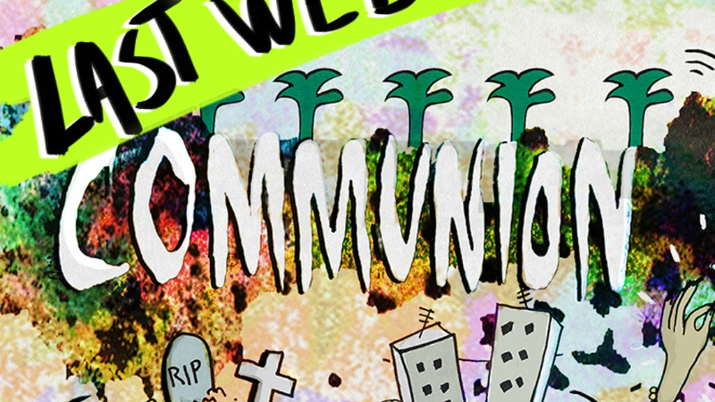 Communion: An animated short film project video thumbnail