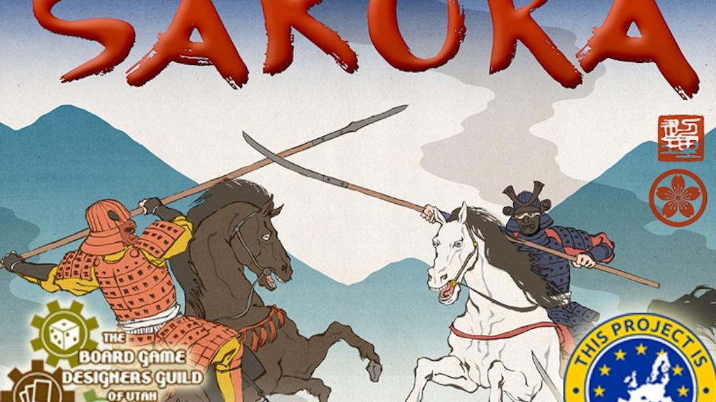 Sakura - The Board Game project video thumbnail