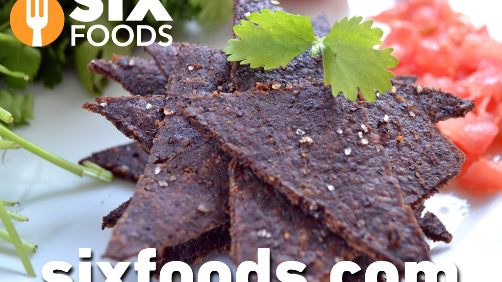Six Foods - Introducing Chirps (Cricket Chips) project video thumbnail