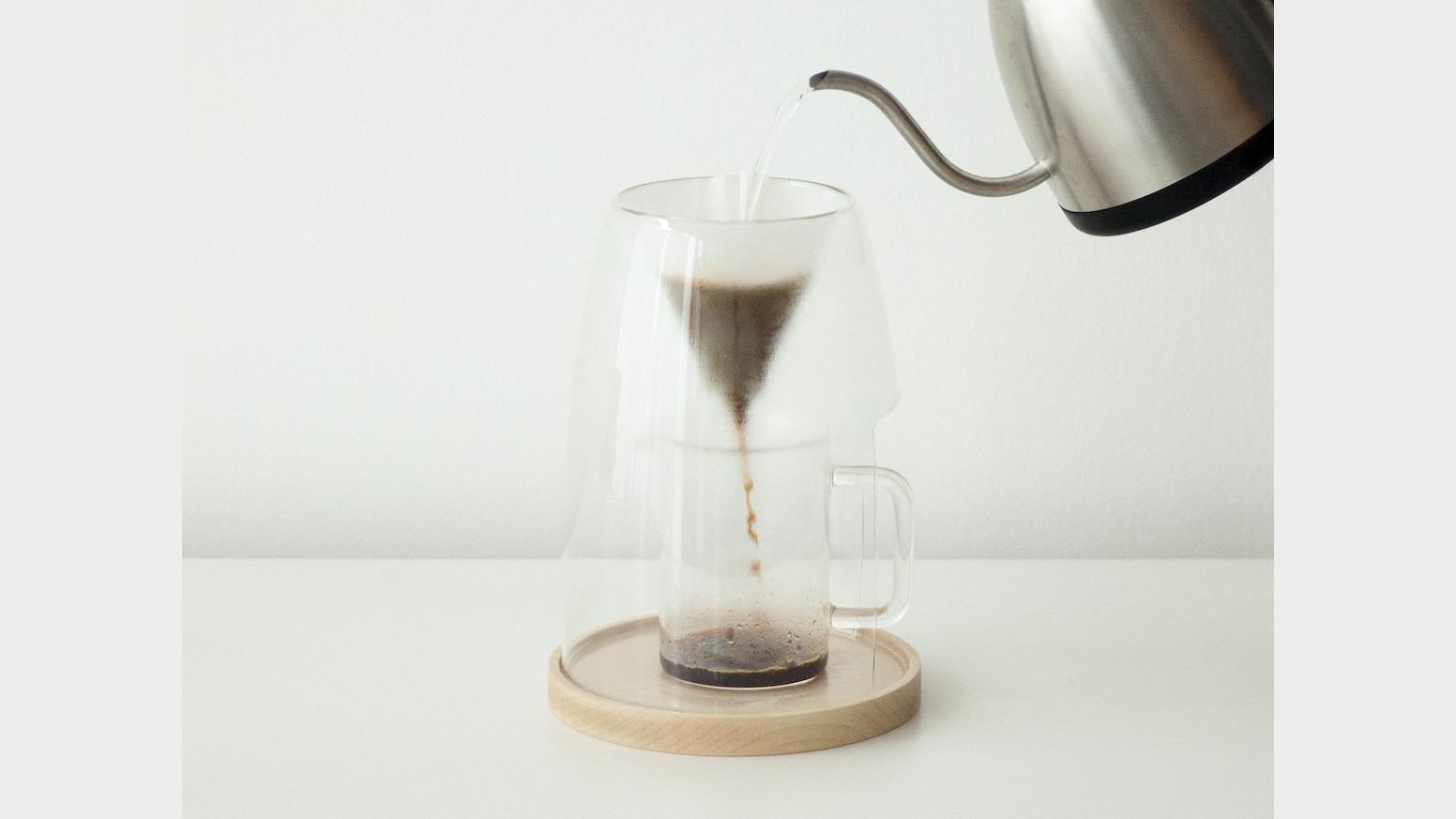 Manual Coffeemaker No1 by Craighton Berman Kickstarter