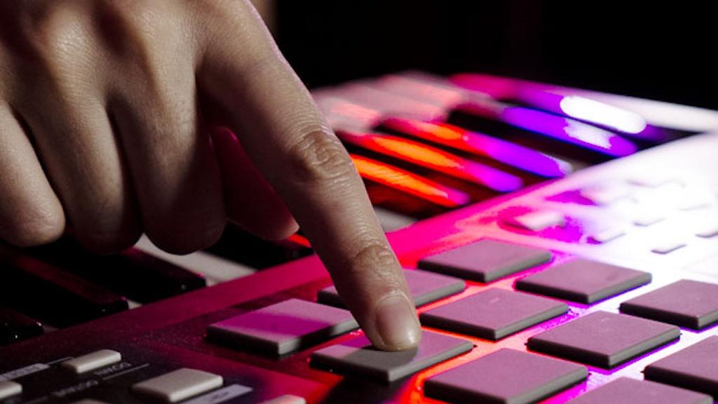 'Progress', a collaborative electronica album project video thumbnail