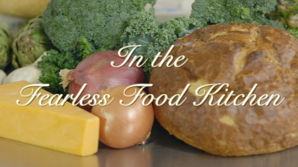 Fearless Food- A Teaching Kitchen for Everyone project video thumbnail