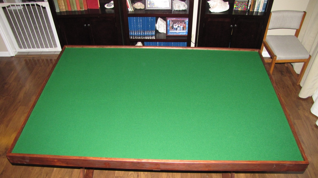 Folding Gaming Table for RPG and Miniatures project video thumbnail