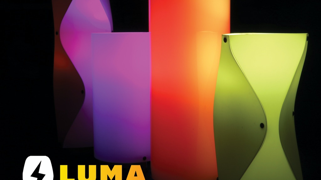 Luma: A SmartLamp for the 21st Century. project video thumbnail