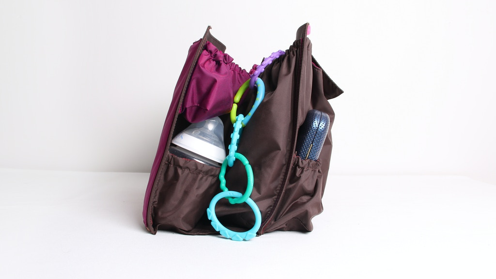 Handbag Organizer for Mom project video thumbnail