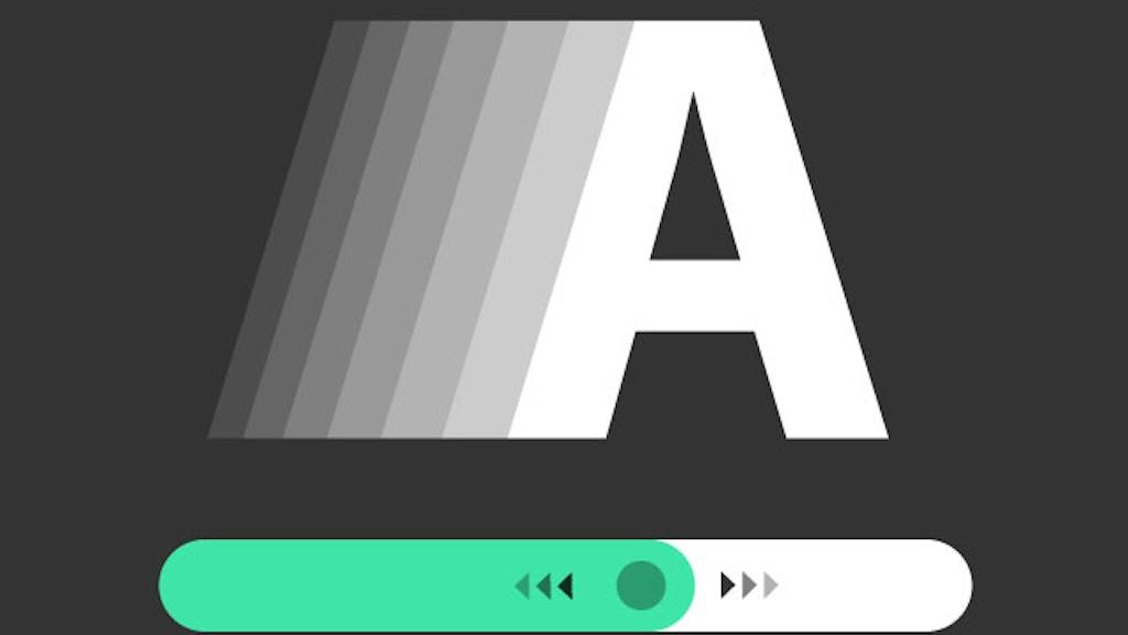 Prototypo |Streamlining font creation project video thumbnail
