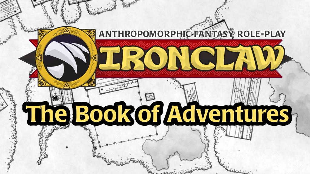 IRONCLAW - The Book of Adventures project video thumbnail