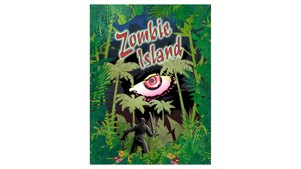 "Project image for Voodoo Island - now known as ""ZOMBIE ISLAND"" (Canceled)"