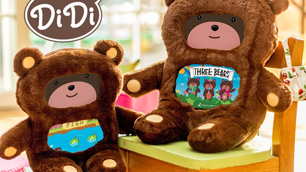 DiDi: iPad-Powered Teddy Bear project video thumbnail