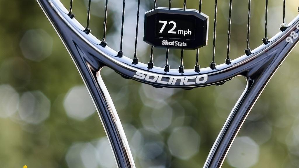 Shot Stats Challenger - Make Your Tennis Racket Smart project video thumbnail