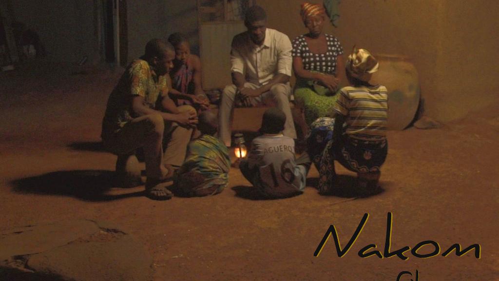 Nakom project video thumbnail