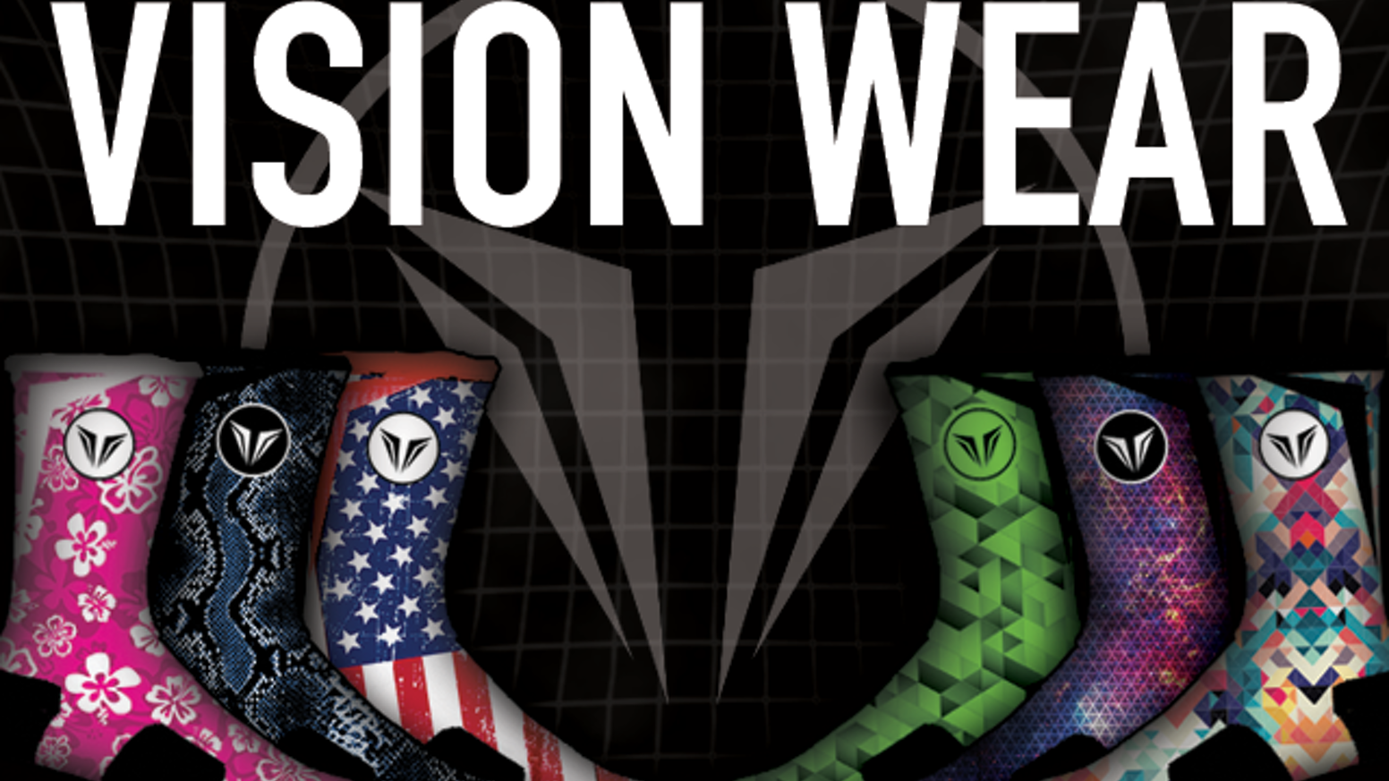 Vision Wear is revolutionizing the athletic sock! Vision Wear socks provide maximum comfort, durability, and a variety of styles!