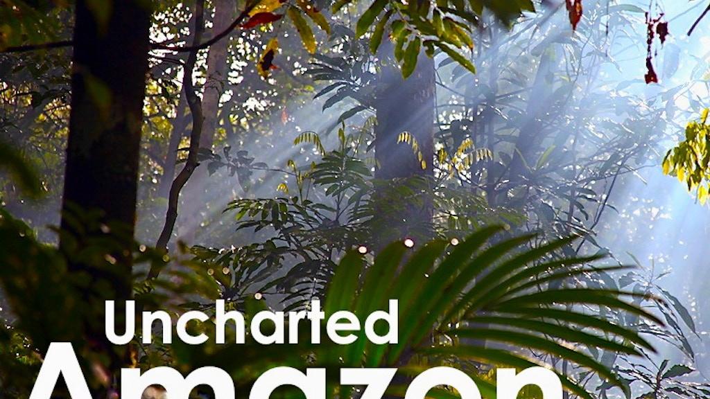 Uncharted Amazon project video thumbnail