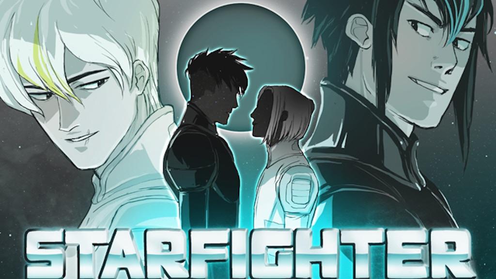 Starfighter Visual Novel project video thumbnail
