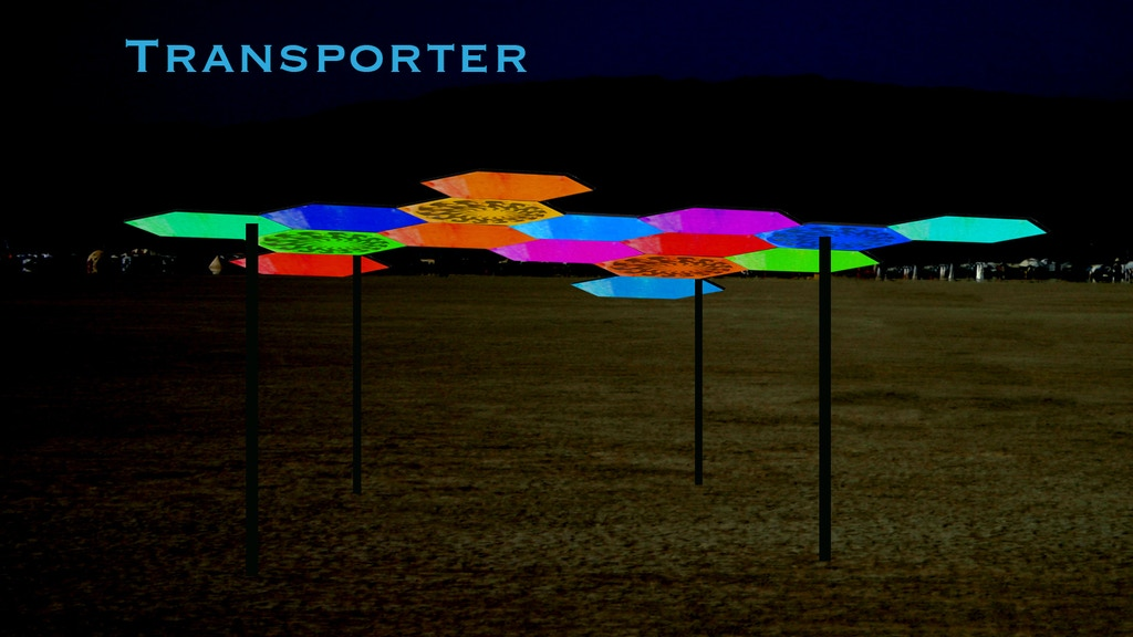 TRANSPORTER project video thumbnail