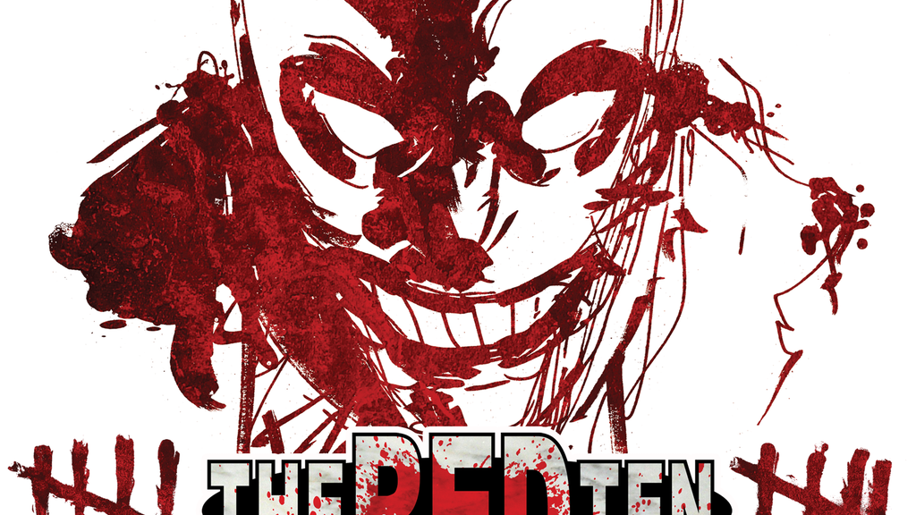 The Red Ten - Volume 1 Hardcover project video thumbnail