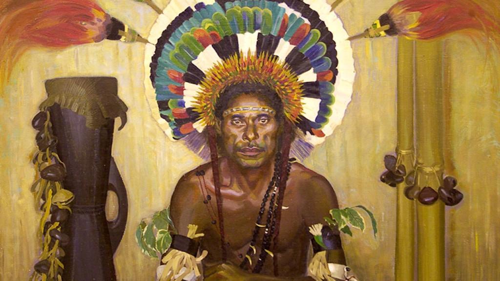 Headhunt Revisited Documentary - Art Celebrating Melanesia project video thumbnail