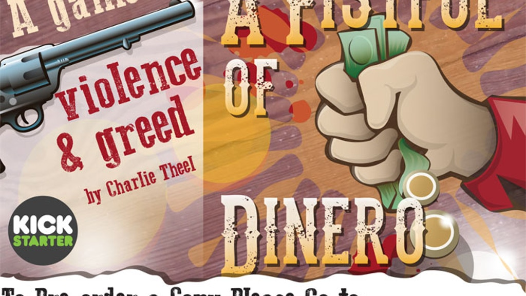 A Fistful of Dinero project video thumbnail