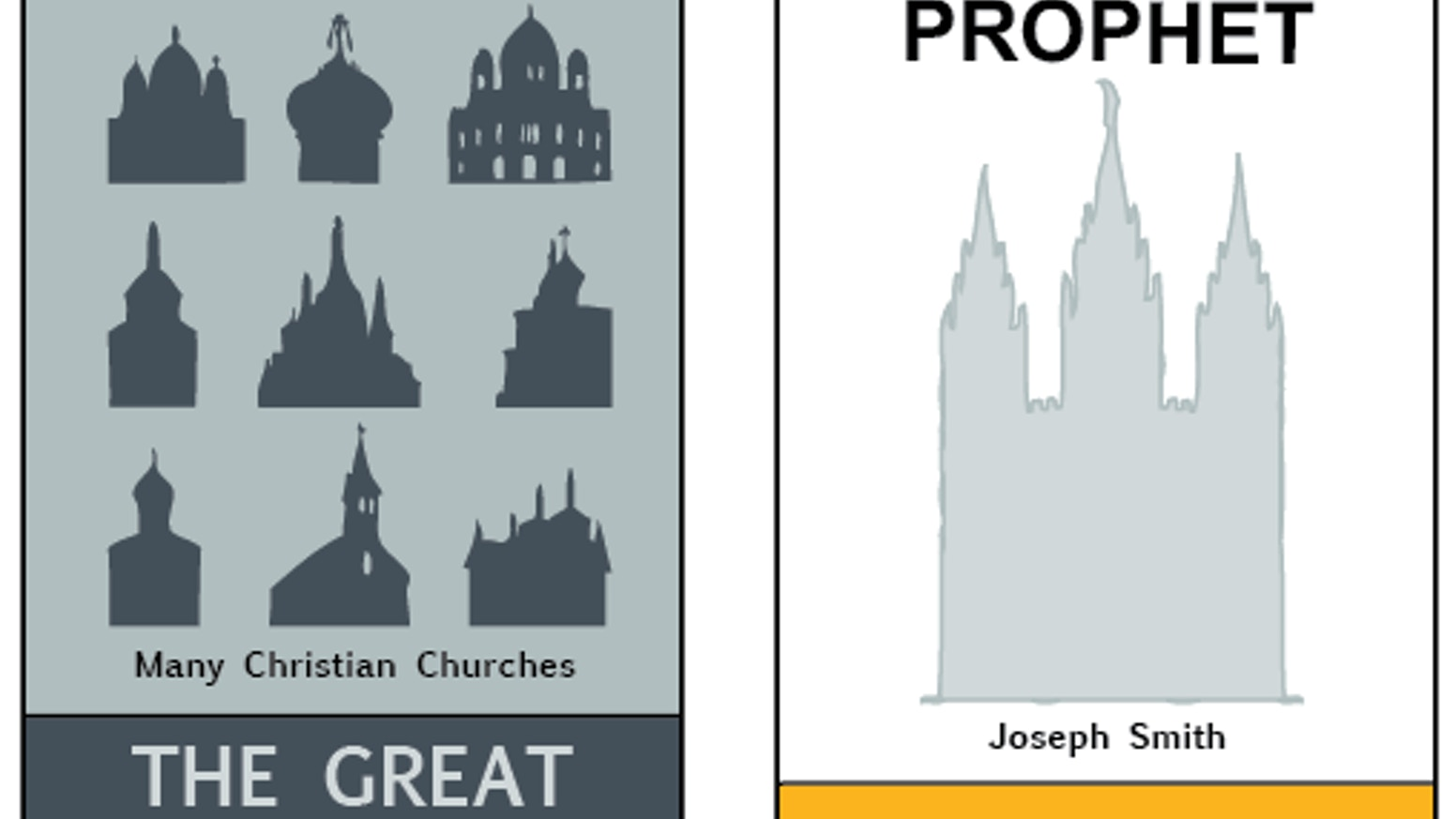 LDS Missionary Teaching Tool For