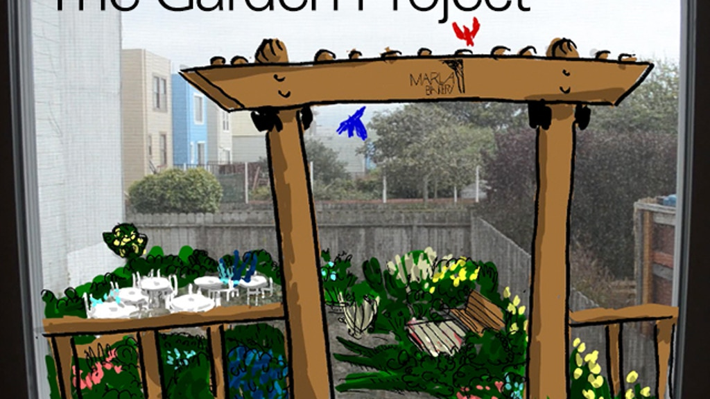 The Garden Project project video thumbnail