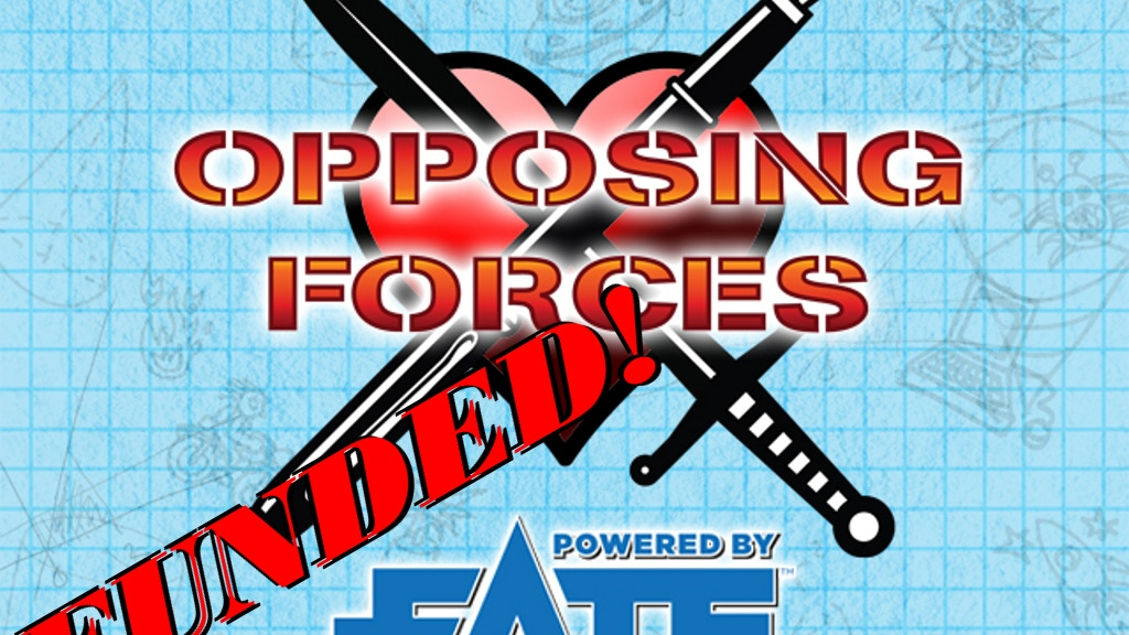 Opposing Forces powered by Fate Core project video thumbnail