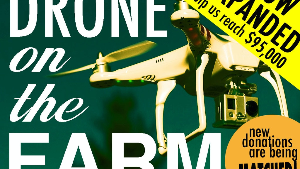 Drone on the Farm: An Aerial Exposé project video thumbnail