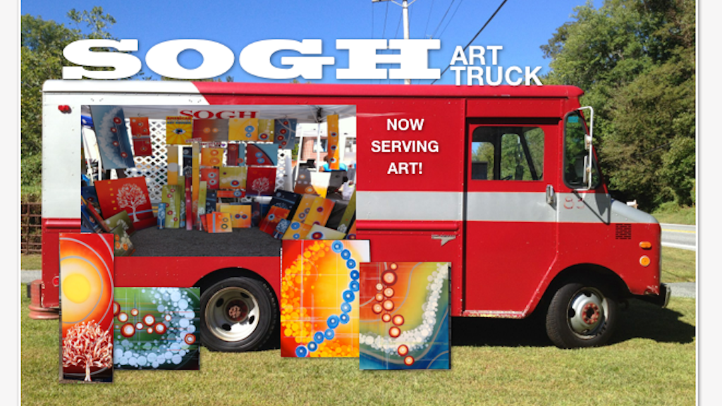 SOGH ART TRUCK project video thumbnail