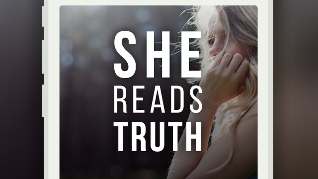 SheReadsTruth Bible+Devotional App project video thumbnail