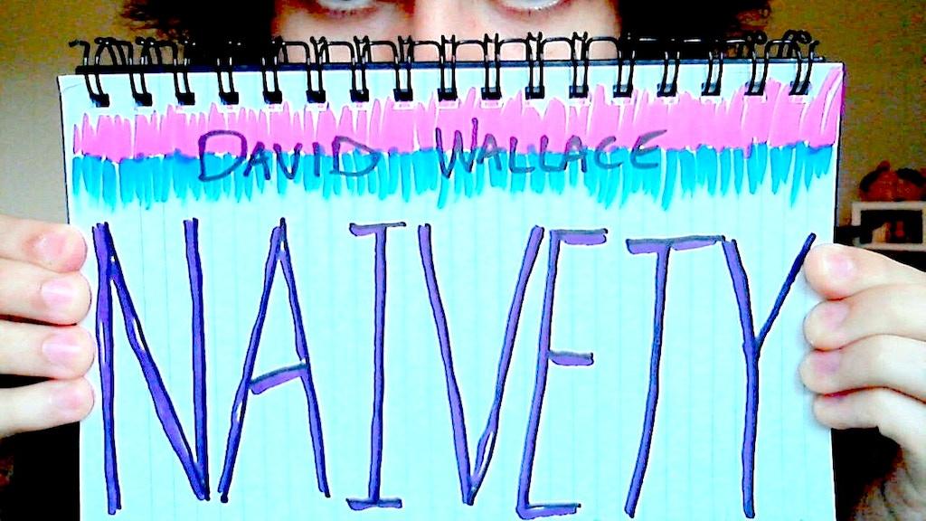Naivety - David Wallace's Debut EP project video thumbnail
