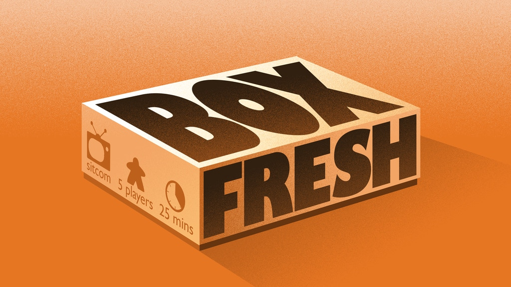 Box Fresh project video thumbnail