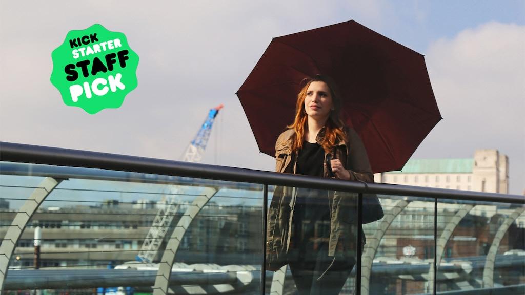 KAZbrella - Revolutionary Inside Out Umbrella project video thumbnail