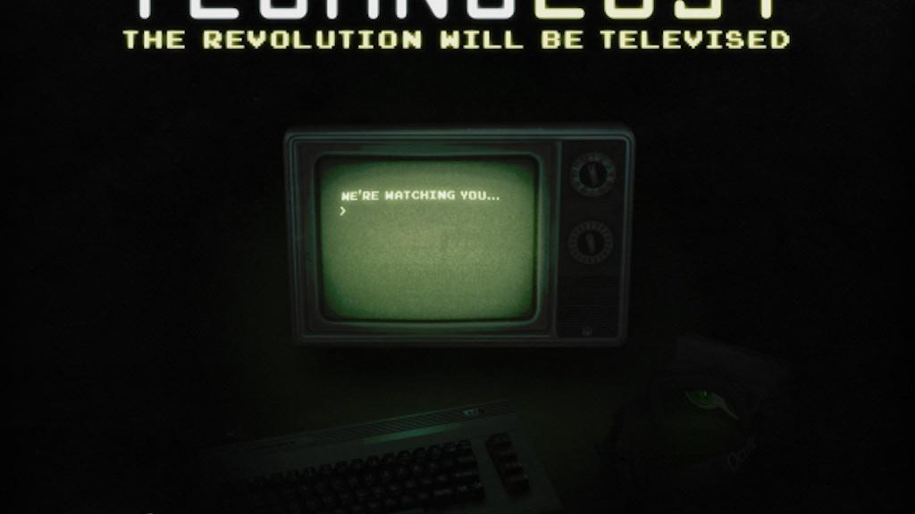TECHNOLUST: True Cyberpunk project video thumbnail