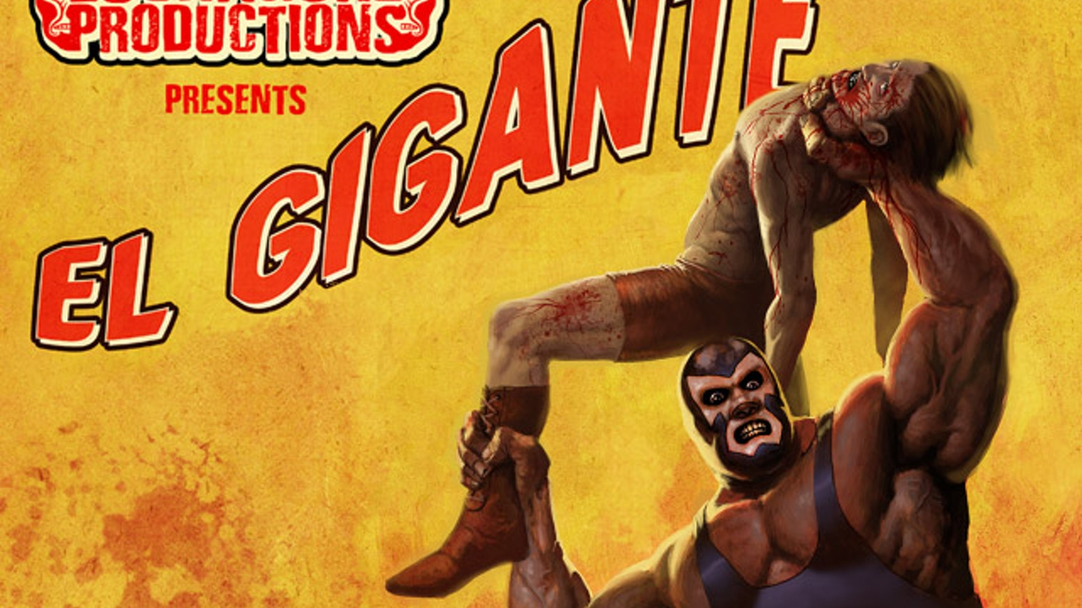 El Gigante is the Texas Chainsaw Massacre with a crazy Mexican twist.