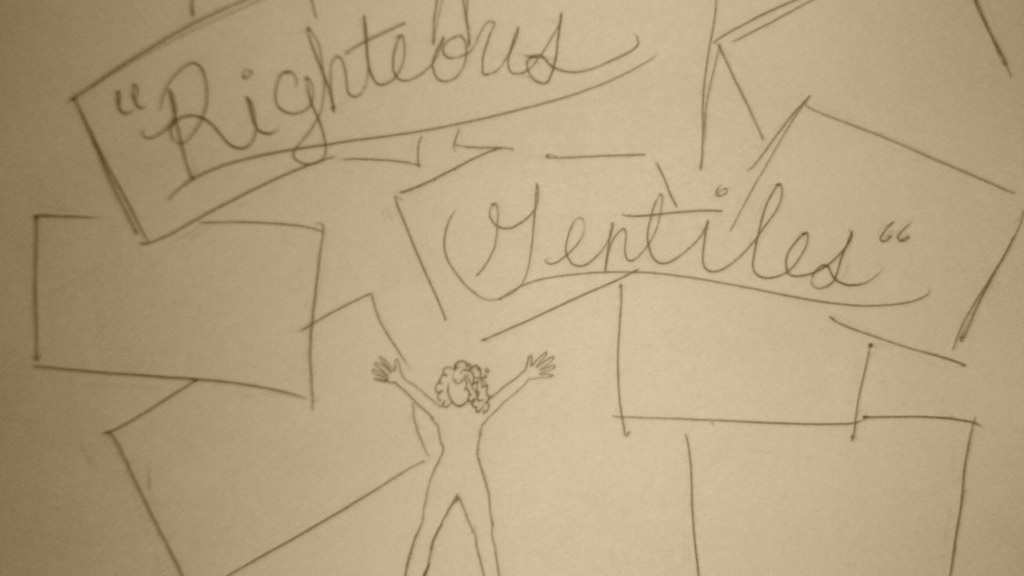 """The Righteous Gentiles"": Sources of Light in the Darkness project video thumbnail"