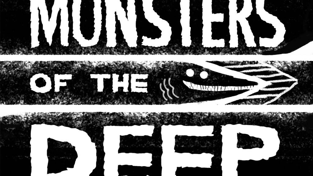 Monsters of the Deep project video thumbnail