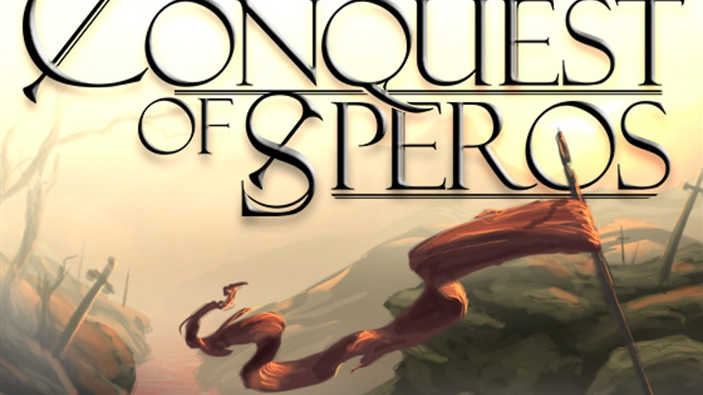 Conquest of Speros project video thumbnail