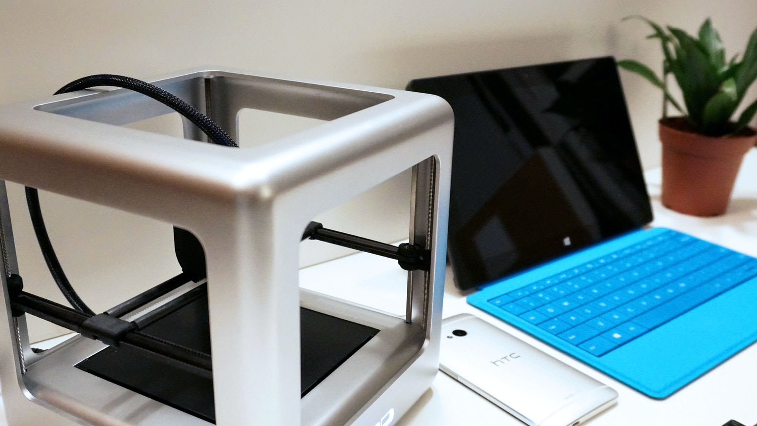 The micro the first truly consumer 3d printer by m3d llc the first truly consumer 3d printer should be incredibly intuitive easy to own and fandeluxe Choice Image